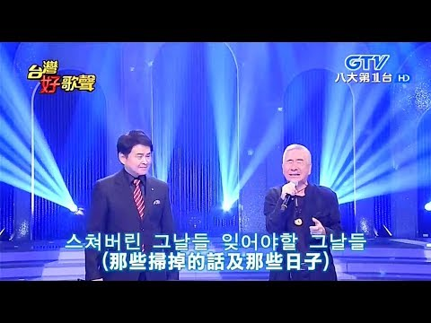孫情 (痛苦歌王) + 賀一航 - 허공 (虛空) & 男兒的心聲 【韓文台語演唱】