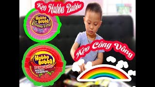 Hubba Bubba Bubba, the rainbow candy making game, ChunChinTV