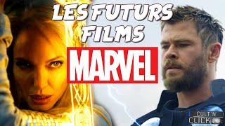 MARVEL : Toutes les infos sur les futurs films de la Phase 4