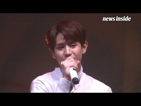 [SSTV] 양요섭, 항상 고마워요♥ 감미로운 팬송 '별' 열창