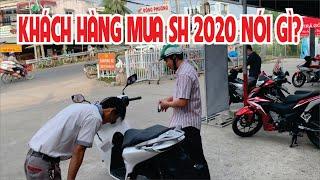 MR TIN + SH 2020 + CẢM NHẬN VỀ SH 2020 CỦA NGƯỜI MUA XE ĐẦU TIÊN