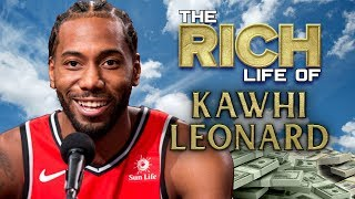 Kawhi Leonard | The Rich Life | Net Worth 2019 Forbes ( Porsche, California Mansion, Salary & more)