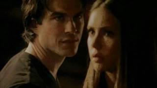 On fire when you're near me [Damon & Elena COLLAB]