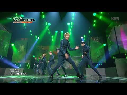 뮤직뱅크 Music Bank - 나를 기억해 - VICTON(빅톤) (REMEMBER ME - VICTON).20171215