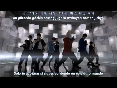 Super Junior - Mr. Simple [Sub Español] HD