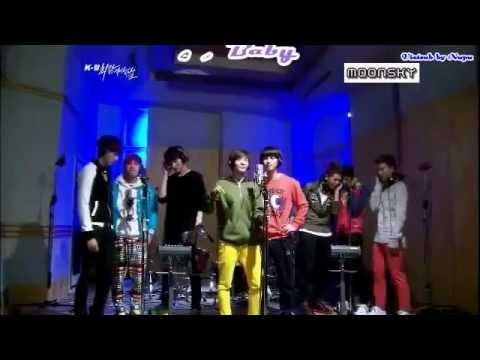 [vietsub by Pu Ba Bô ]  stand up  M2 Junior _ Full MV (The Strongest K-POP Survival ost)