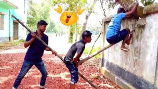 New Funny Comedy Video 2019 | You Must Be Laugh | Famous Emon