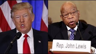 Trump insults civil rights legend, 31 US officials vow to skip inauguration