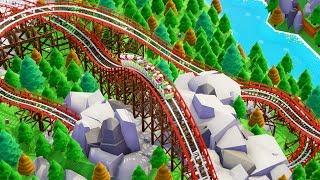 [LIVE🔴]  New Theme Park Building & Park Upgrades | Parkitect Gameplay