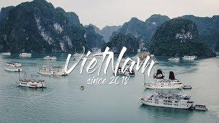 BẢN EDM HAY NHẤT 2018 | NGHIỆN VỚI NHỮNG CẢNH ĐẸP VIỆT NAM TRAVEL VIETNAM