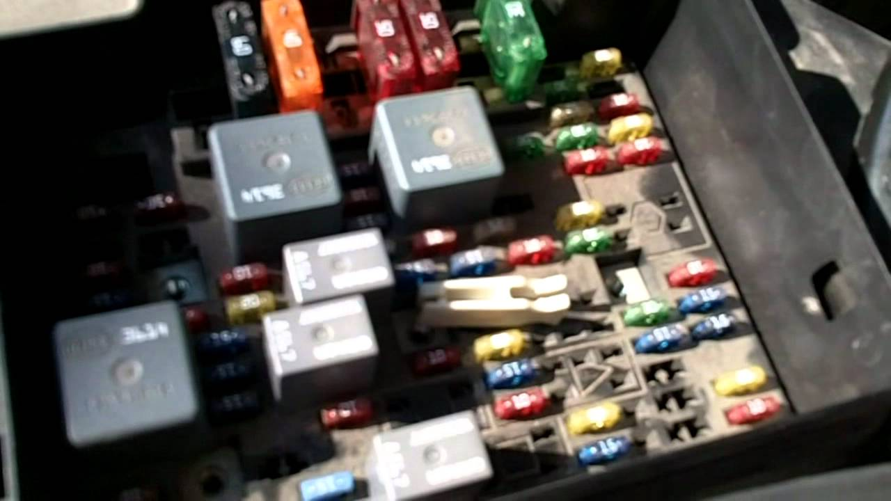 Chevy Horn Fix Z-71 - YouTube