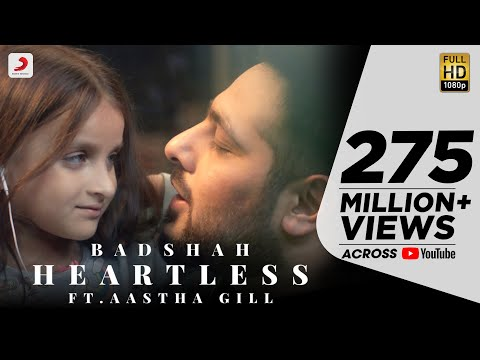 Heartless - Badshah ft. Aastha Gill - Gurickk G Maan - O.N.E. ALBUM