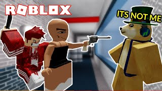 WHAT IS WRONG WITH THESE PEOPLE? - Roblox Murder Mystery 2 Gameplay