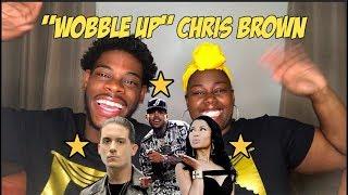 """WOBBLE UP"" Chris Brown Ft. Nicki Minaj & G-Eazy (Reaction/ Review)"