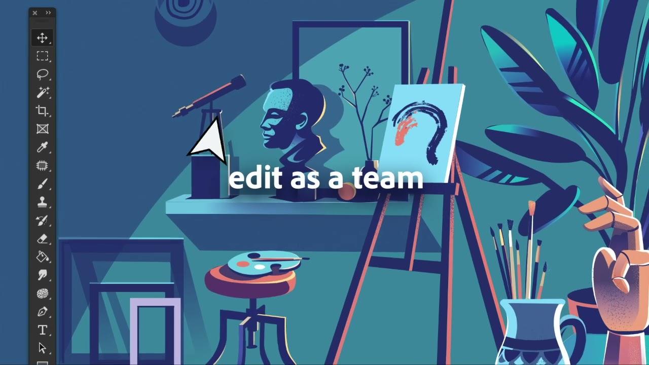 Adobe Collaboration - Strong Teams | Adobe Creative Cloud