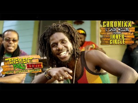 Inner Circle ft. Chronixx & Jacob Miller - Tenement Yard (News Carryin' Dread) [Official Video 2015]