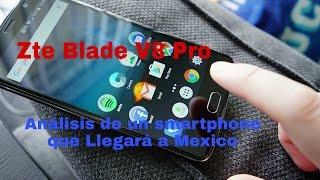Video ZTE Blade V8 Pro GvljiczOnNo