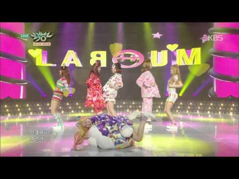[HIT] 뮤직뱅크 - 라붐(LABOUM) - Sugar Sugar.20150327