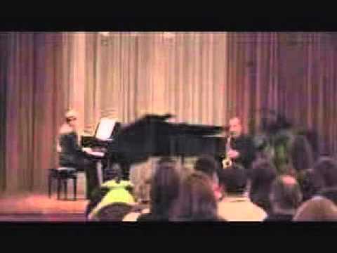Jean Denis Michat: Sonate Brahms allegro grazioso