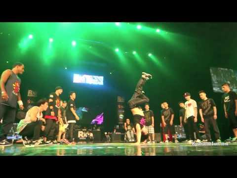 Baixar R16 KOREA 2011 - Redbull BC ONE all stars vs. AOM (Art Of Movement)
