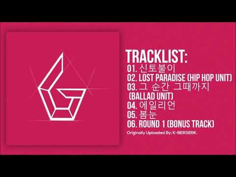 [Full Album] PENTAGON(펜타곤) - Genie:us