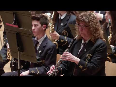 Estampas de Iberia UNIÓ MUSICAL DE LA POBLA DE FARNALS
