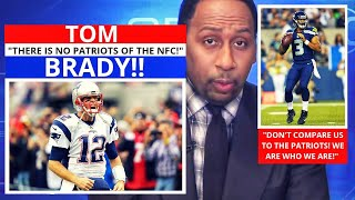 Russell Wilson (Seattle Seahawks) The Patriots Of The NFC? ESPN First Take - Stephen/Max[Commentary]