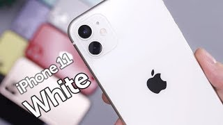 White iPhone 11 Unboxing & First Impressions!