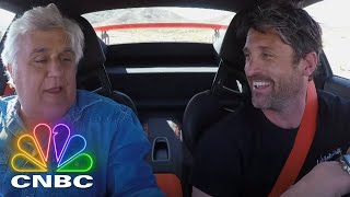 Patrick Dempsey And Jay Leno Hop In A 1973 Porsche Carrera RS 2.7 | Jay Leno's Garage