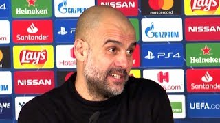 Real Madrid 1-2 Man City - Pep Guardiola FULL Post Match Press Conference - Champions League