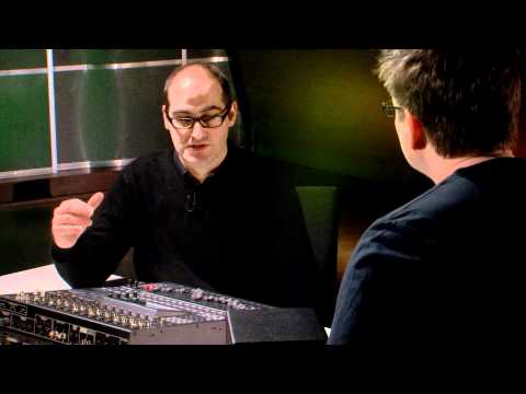 Presentation of the Digital Mixer 01V96i