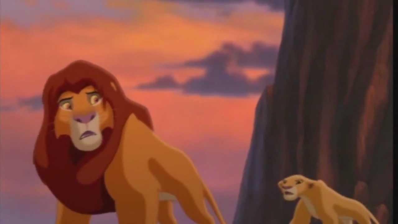 "The Lion King 2: Simba's Pride fandub - ""The Circle is ..."