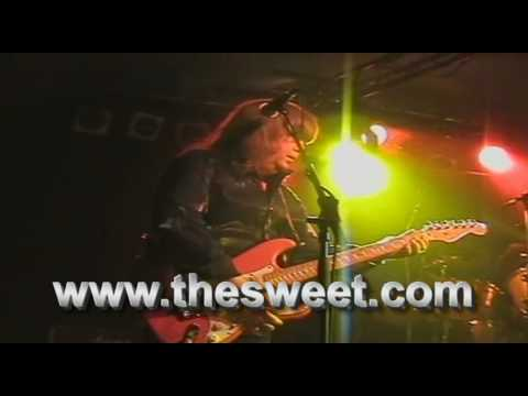 The Sweet/ Andy Scott - Into The Night - Live!