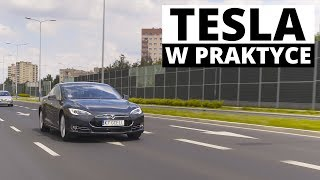 Tesla Model S oczami właściciela - czy w Polsce to auto ma sens?