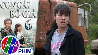 THVL | Con gái bố già - Tập 6[4]: Kim Cương giả vờ đau bụng tìm cách trốn thoát
