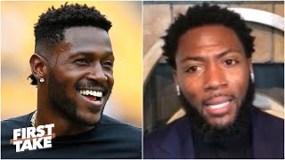 The Packers need to sign Antonio Brown - Ryan Clark | First Take
