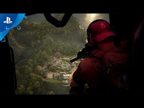 Tom Clancy's Ghost Recon Breakpoint | Launch Trailer | PS4