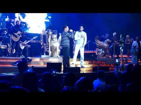 Romeo santos - Debate de 4 - ( en vivo ) Nassau Coliseum