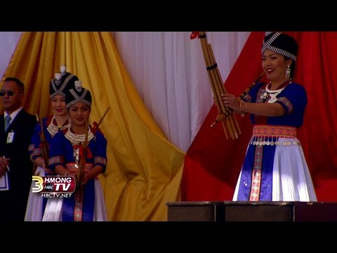 Watch Hmong International New Year 2015 Opening Day
