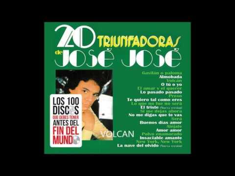 Jose Jose - 20 Triunfadoras