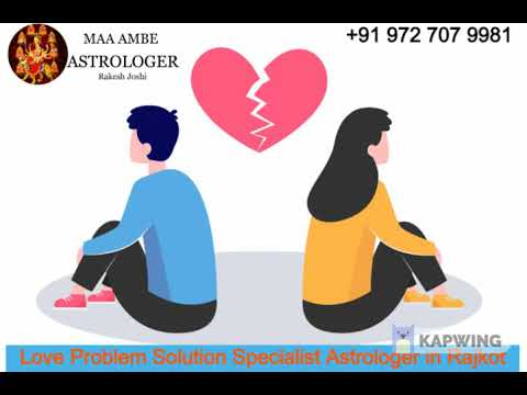Love Problem Solution Specialist Astrologer in Ahmedabad, Gujarat, India