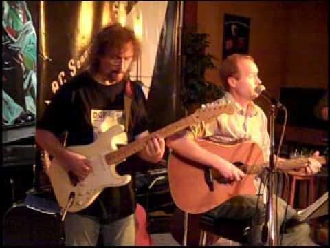 Dave Mercer - Cool October Rain - Live at McBurney's
