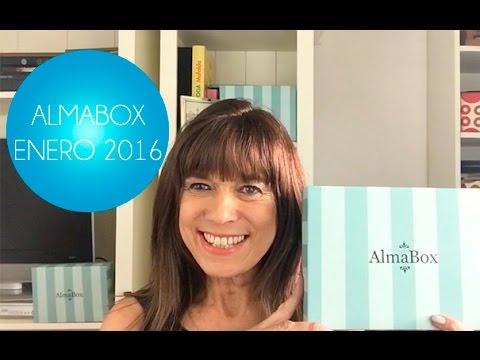 Conoce los mejores productos de belleza del mes de Enero - AlmaBox Enero Argentina 2016