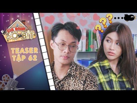 Gia đình sô - bít|Teaser tập 62: Đồng nghiệp nỗ lực để trở thành hình mẫu lý tưởng của Thiên Thanh?