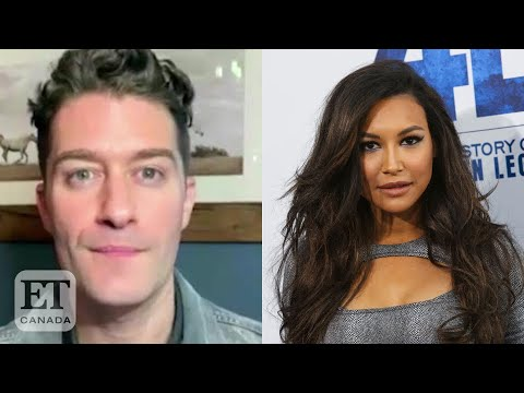 Matthew Morrison Remembers Naya Rivera