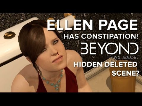 Ellen Page Beyond Two Souls Debug - Ellen Page on Her ...