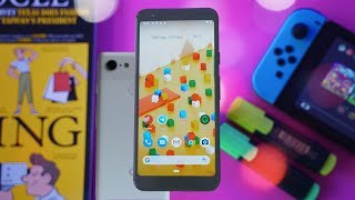 Video Google Pixel 3A Gx9TzGYup_A