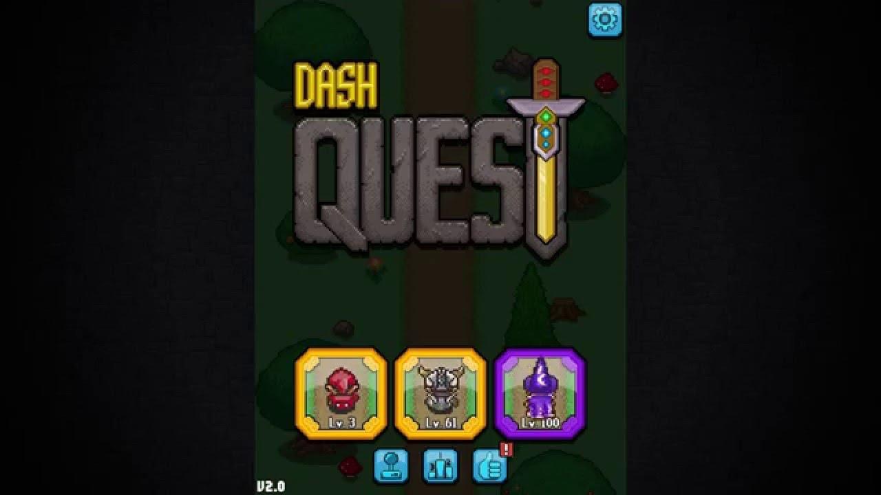 Играй Dash Quest На ПК 2