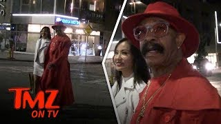 Drake's Dad Isn't A Fan Of China's Weird Delicacies | TMZ TV