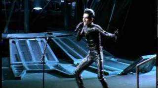 Humanoid City Live DVD - Pain of love